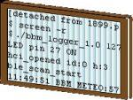 bbm_logger screen