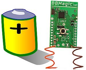BBMagic FLOOD z baterią