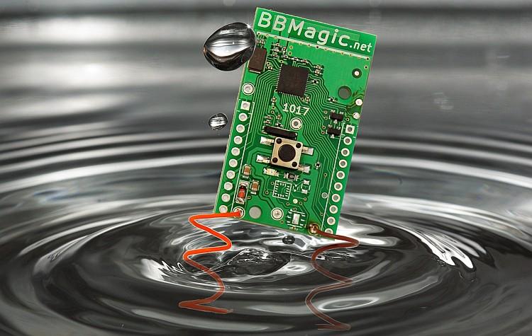 BBMagic FLOOD w wodzie