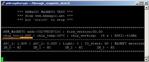 bbmagic_magneto_sketch minimal supply voltage
