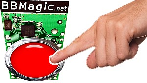 BBMagic BUTTON finger
