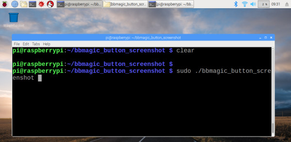 BBMagic BUTTON screenshot app