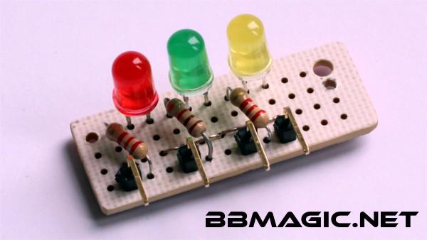 ledy dla BBMagic modul