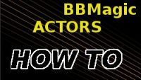 BBMagic actors how to