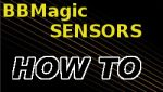 BBMagic sensors how to