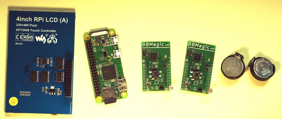 Sprzęt BBMagic METEO station