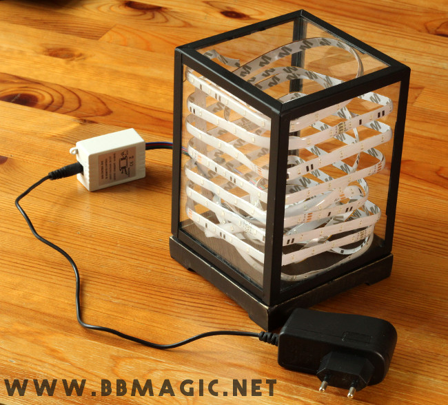 Bluetooth SMART RGB LED Lamp