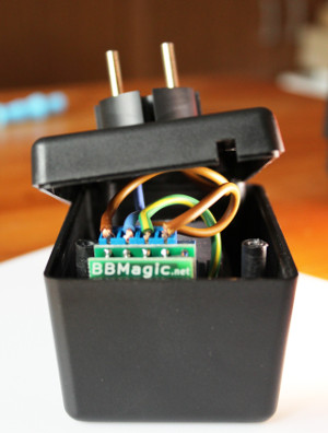 BBMagic RELAY POWER w KM-49