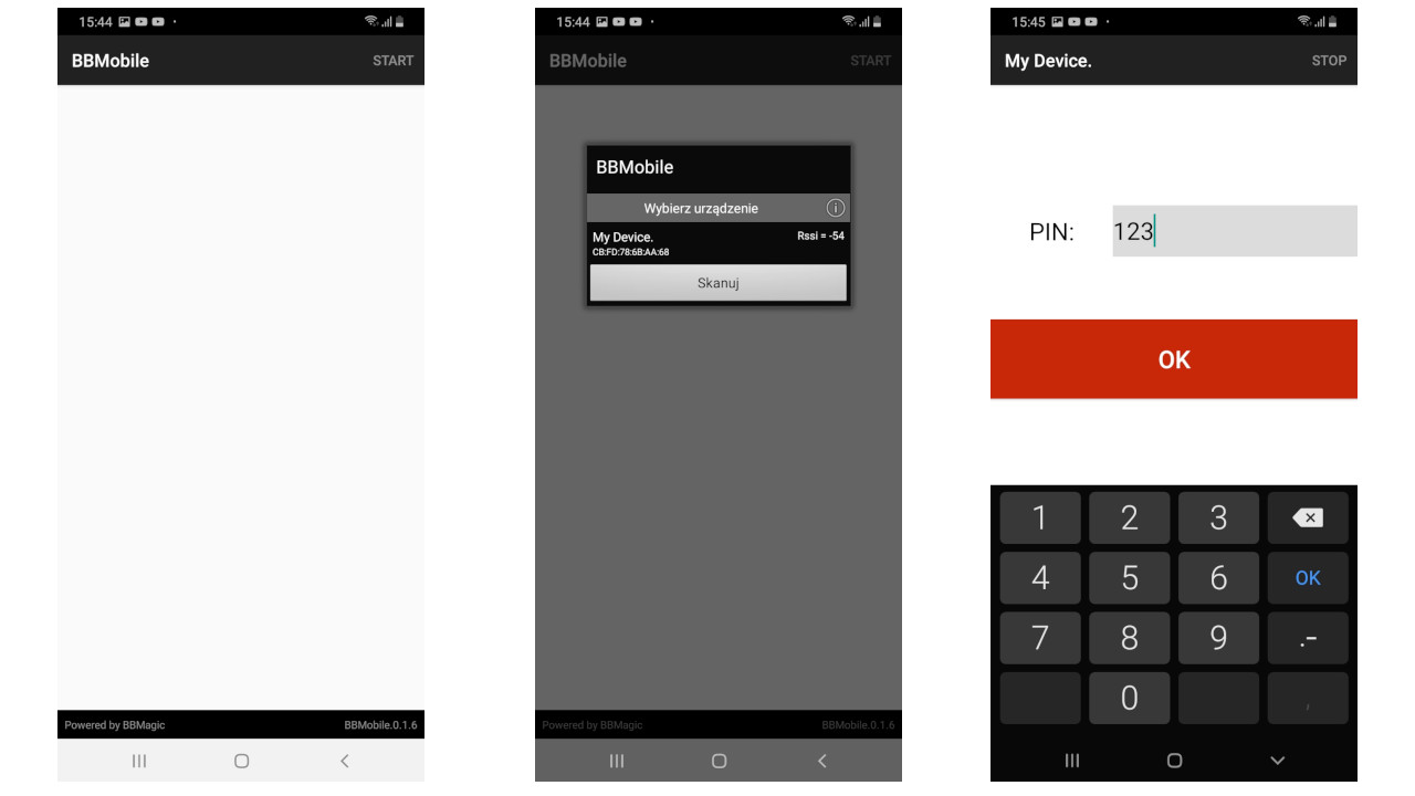 BBMobile App
