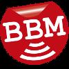 BBMagic logo red
